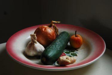 バスカーの健康維持スープ!?野菜スープにニンニク&生姜をプラスで免疫力アップ!